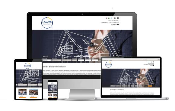 Diseño de Páginas Web Inmobiliarias