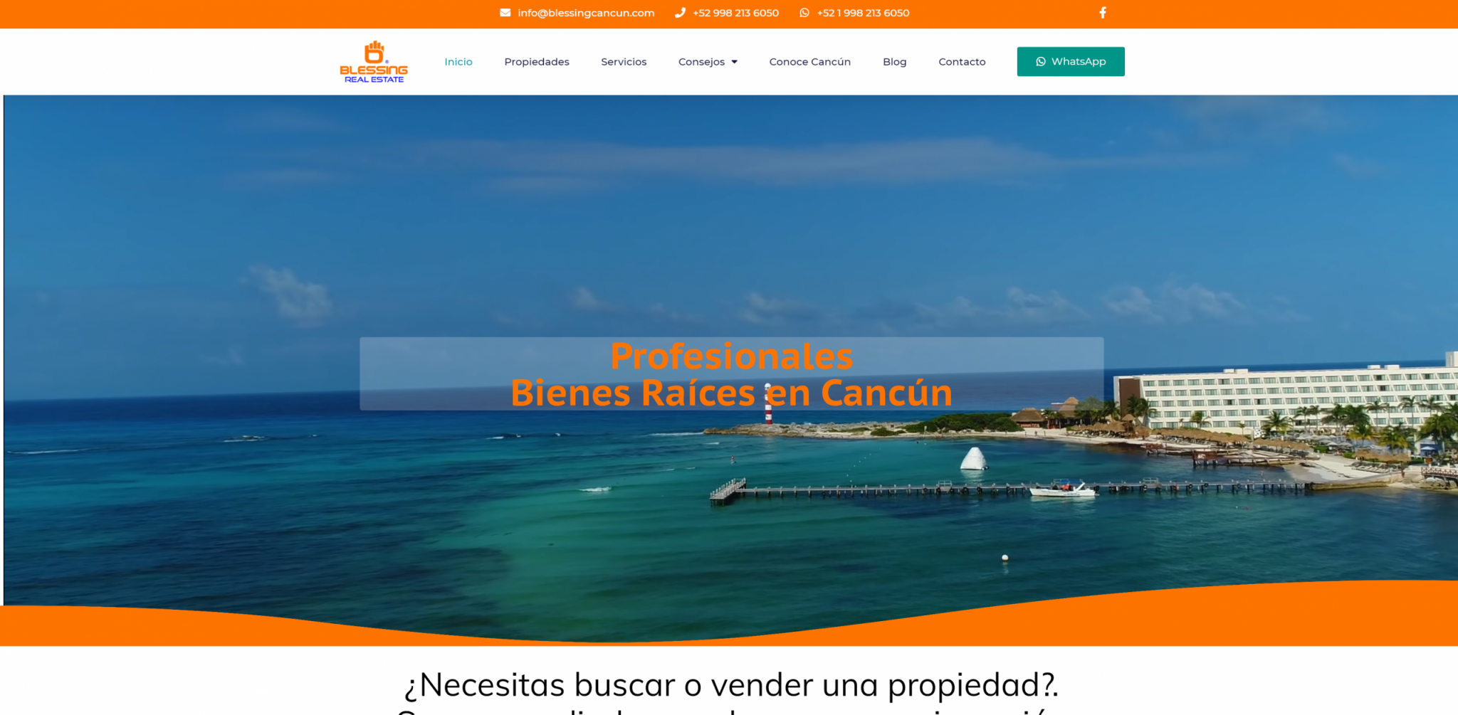 Blessing Cancun Real Estate